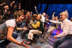 TONY AWARD-WINNING SMASH HIT MUSICAL COME FROM AWAY  BREAKS ITS OWN BOX OFFICE RECORD AT BROADWAY'S