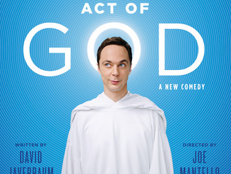 AN ACT OF GOD announces complete creative team