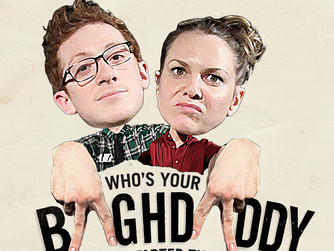 BROADWAY RECORDS ANNOUNCES WHO'S YOUR BAGHDADDY, OR HOW I STARTED THE IRAQ WAR  (Original Cast Recor