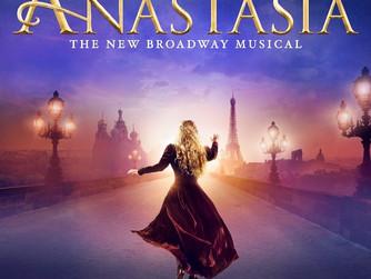 Broadway's ANASTASIA Announces Original Cast Album