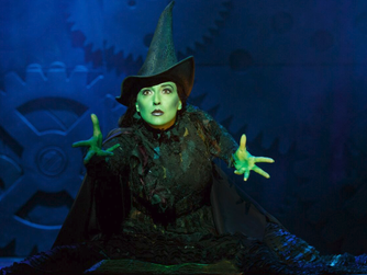JESSICA VOSK Joins WICKED as Elphaba July 2018
