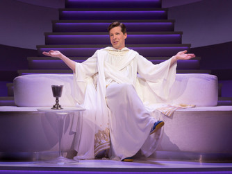 Tony® nominated and Emmy® winning star SEAN HAYES & GOD Return To Broadway Following His Acclaim