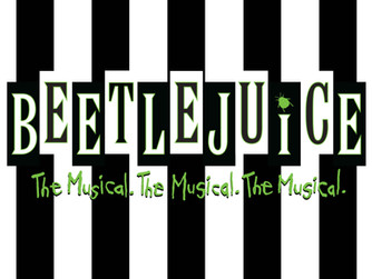 New Musical Comedy BEETLEJUICE To Make Pre-Broadway World Premiere at DC's National Theatre Fall