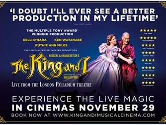FIRST LOOK TRAILER RELEASE FOR The Lincoln Center Theater production of RODGERS & HAMMERSTEIN&#3