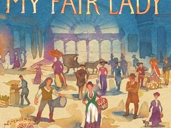 BROADWAY RECORDS WILL RELEASE MY FAIR LADY (2018 BROADWAY CAST RECORDING) ON VINYL
