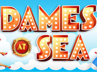 DAMES AT SEA coming to Broadway!
