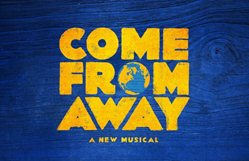 Broadway's Smash Hit COME FROM AWAY Announces North American Tour Route