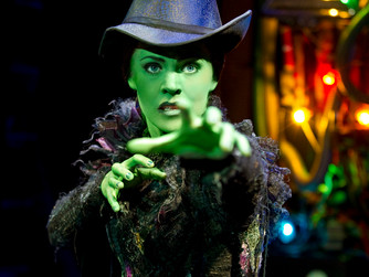 Rachel Tucker joins the company of WICKED as Elphaba