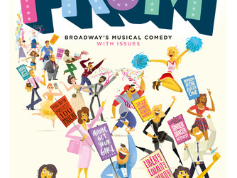 MUSICAL COMEDY LEGENDS RETURN TO BROADWAY IN THE PROM BROADWAY'S MUSICAL COMEDY WITH ISSUES