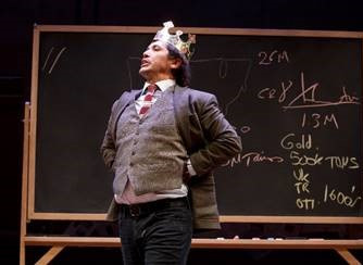 Studio 54 Box Office Opens Sunday, September 10, 2017 for LATIN HISTORY FOR MORONS