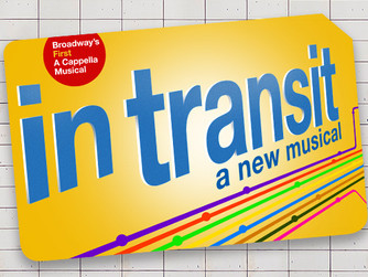 Cast and Creative Team Announced for IN TRANSIT - Broadway's First A Cappella Musical
