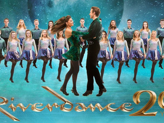 RIVERDANCE - 20TH ANNIVERSARY WORLD TOUR