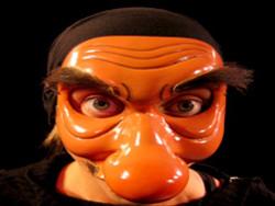 spectacle masques balinais