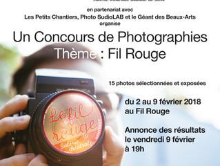 Expo des 15 photos sélectionnées !