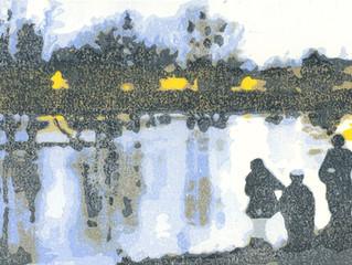 """Promenade """"en estampe"""""""