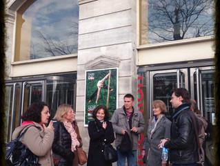 Rencontre au Théâtre de la Ville