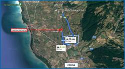 Cecina - Ex Centro Distribuzione Conad