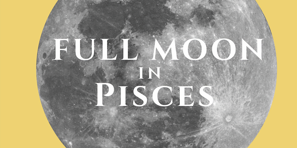 Full Moon in Pisces Guided Meditation with Jenny Hong