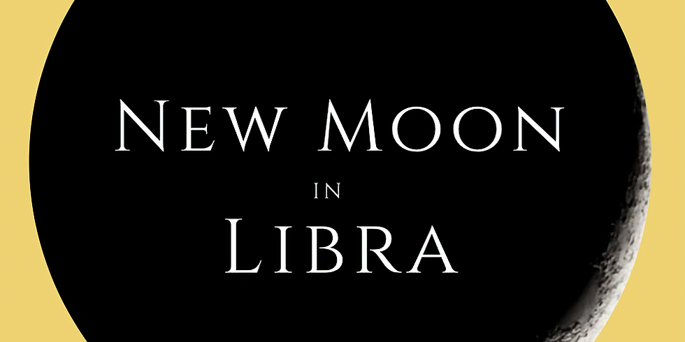 New Moon in Libra Guided Meditation