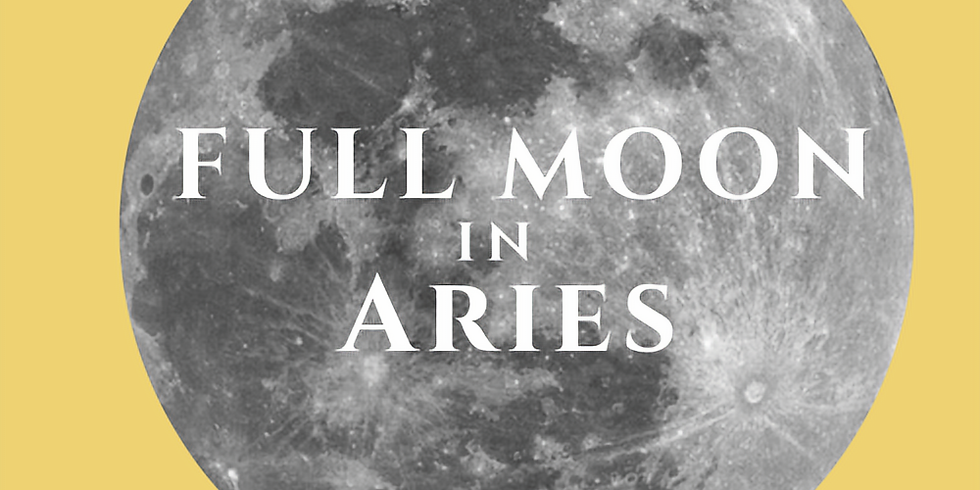 Full Moon in Aries Guided Meditation