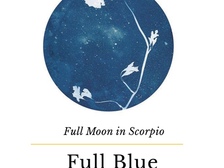 May 2019 Full Moon: Improve Authenticity by Digging Deep to Release, Cleanse and Transform