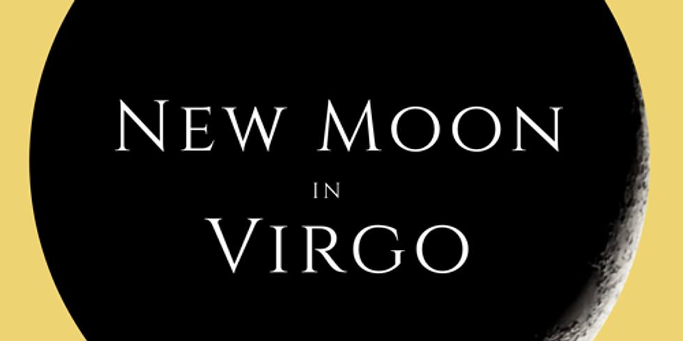 New Moon in Virgo Guided Meditation