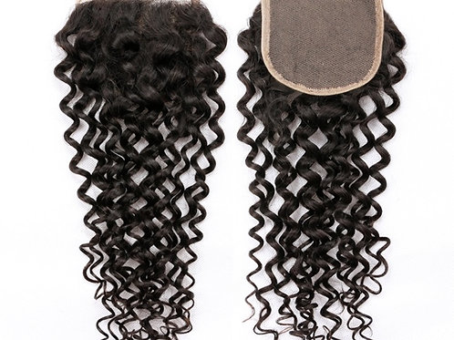Equestrian Deep Wave Mink Brazilian Closure