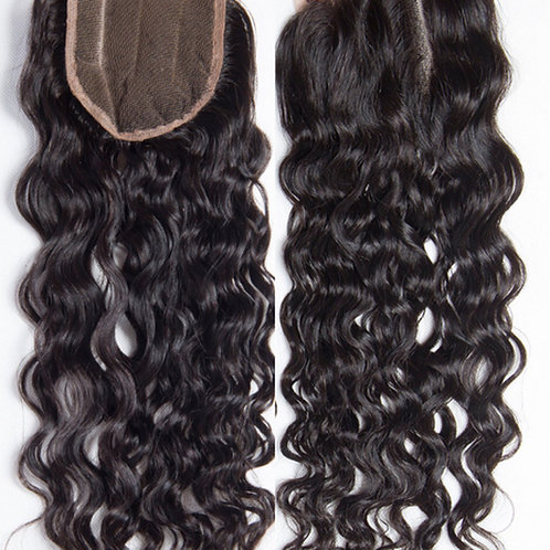 Gypsy Water Wave Mink Brrazilian Closure