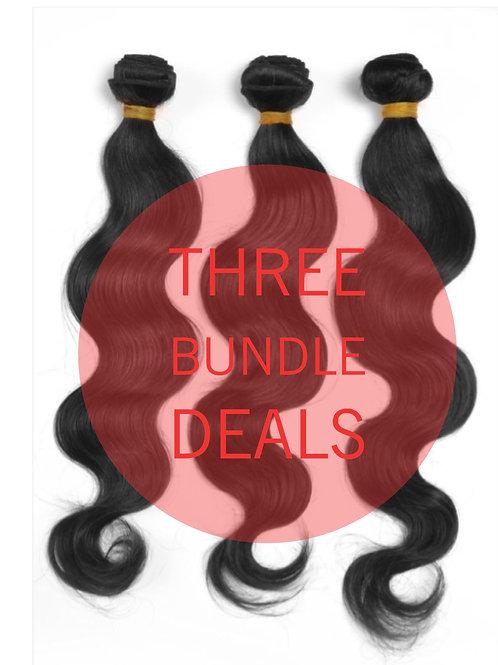 Three Bundle Deal