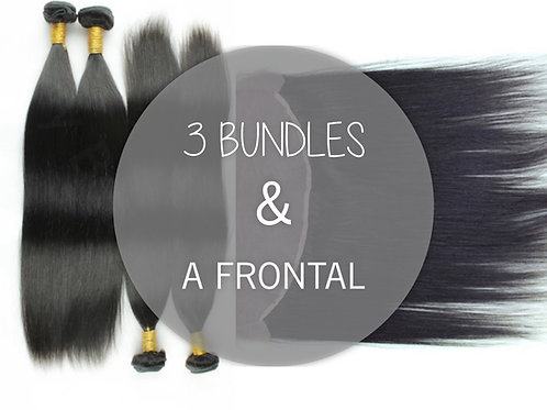 Bundles & Frontal Bundle