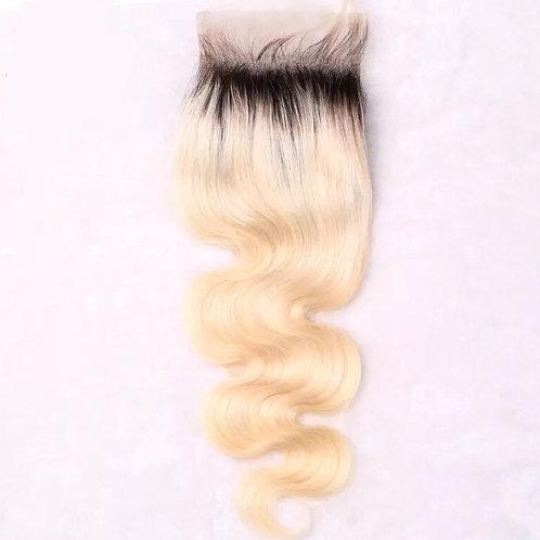 Blonde Barb 613 Dark Closure