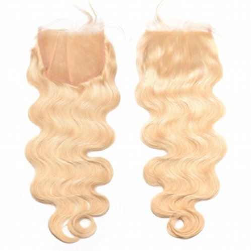 Blonde Barb 613 Closure