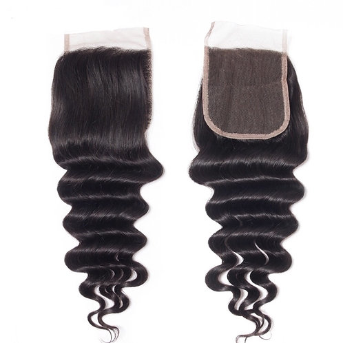 Crinere Loose Deep Wave Closure