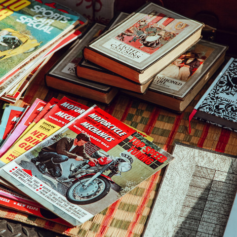 BOOKS & MORE