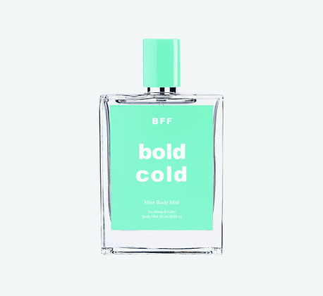 Bold Cold - Body Mist