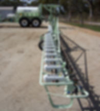 red eye weedseeker machine