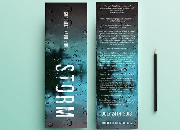 STORM Bookmark