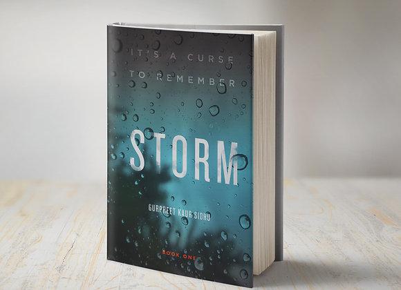 STORM (signed paperback)