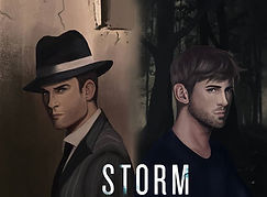 Meet Derek Will & Evan Storm. They look