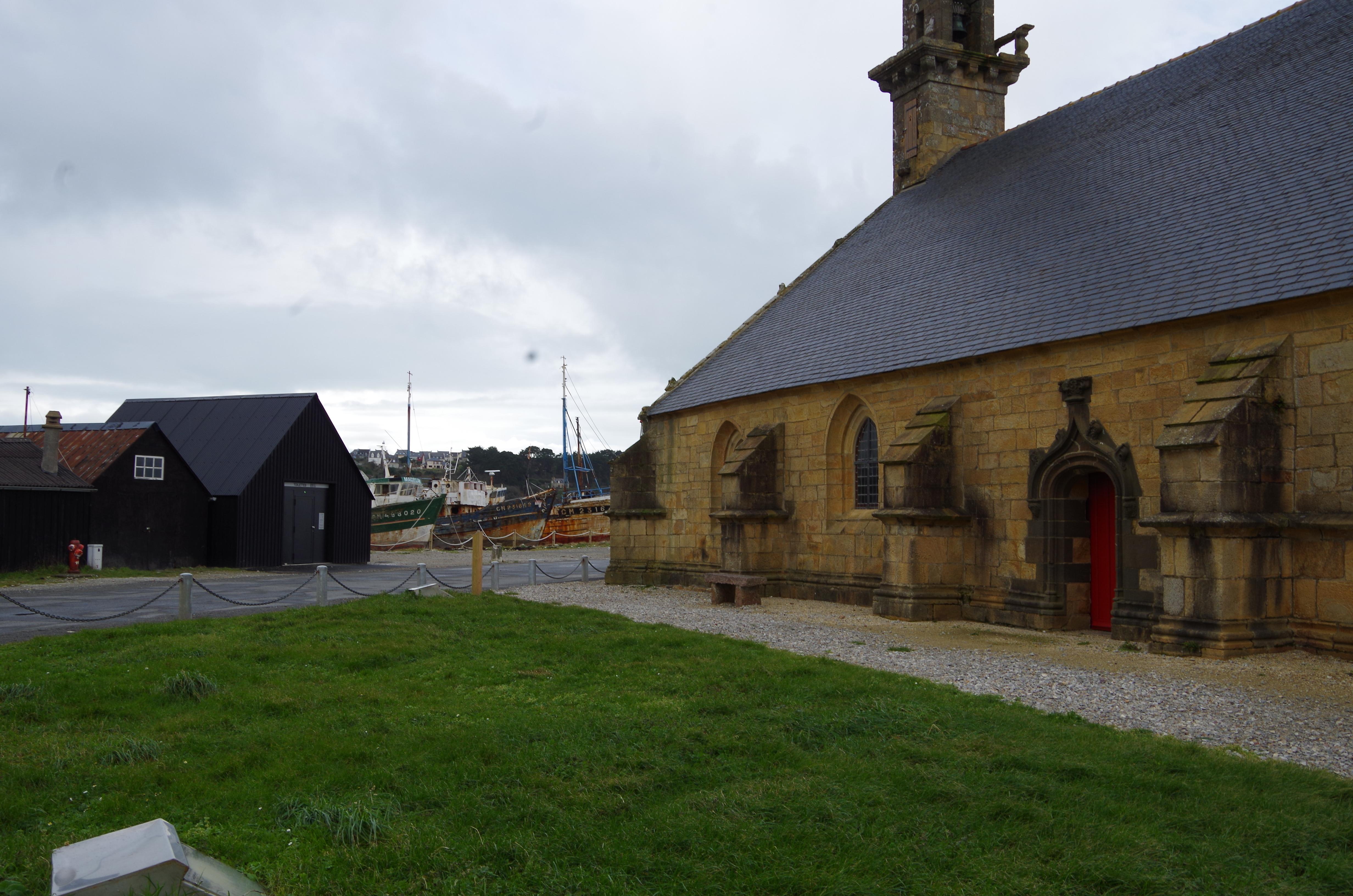 La Chapelle de Rocamadour