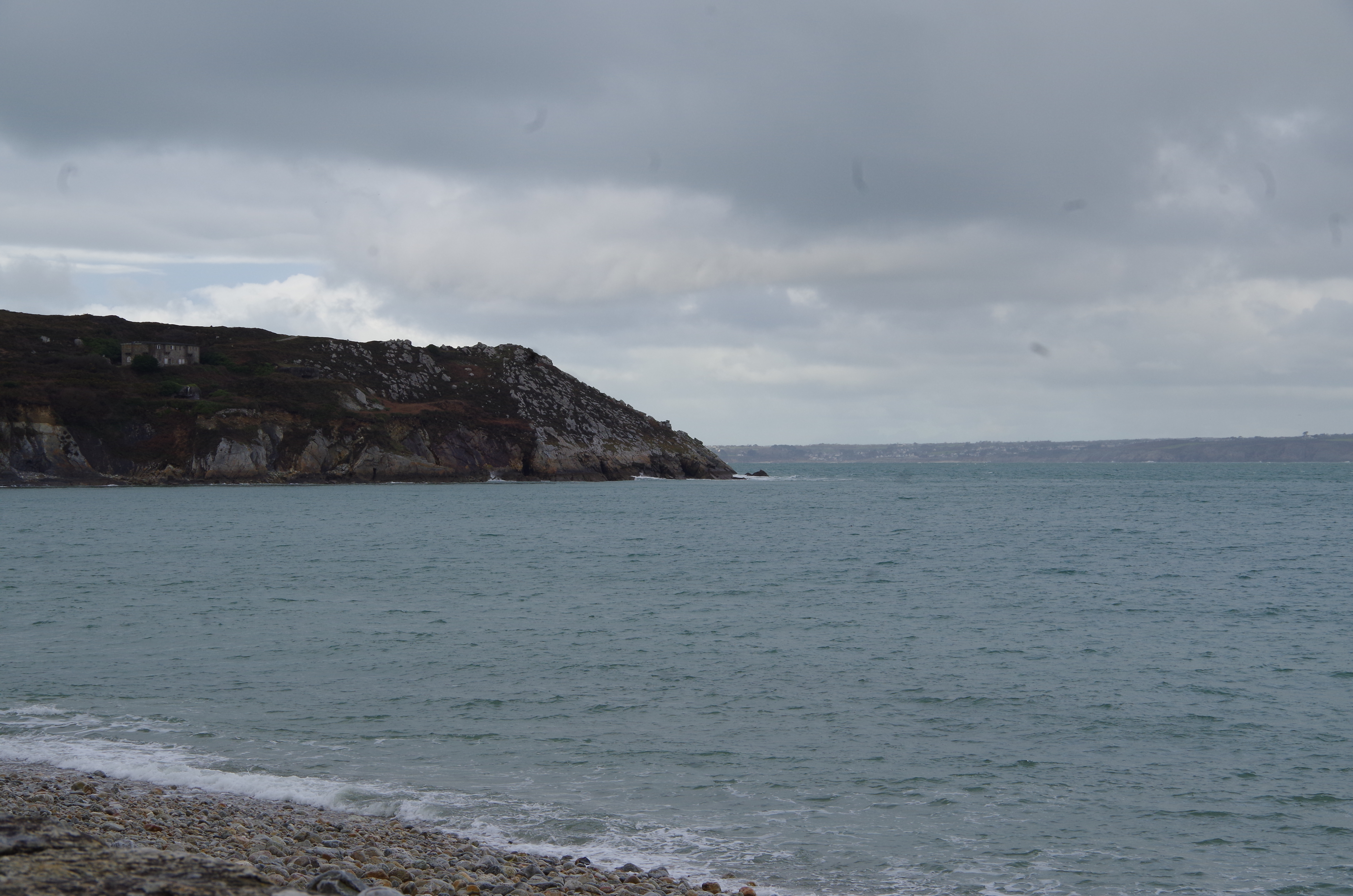 La plage du Correjou Camaret/mer