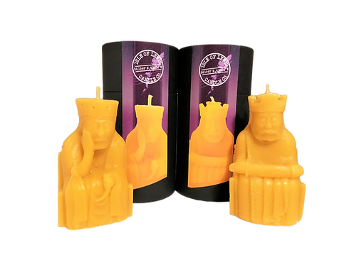 Lewis Chessmen Candles