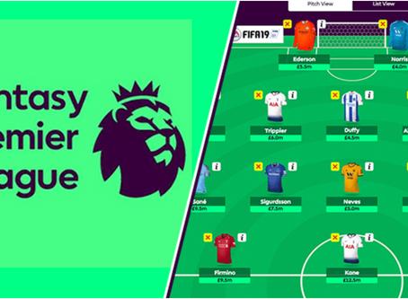 Fantasy Premier League is back!