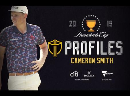 Presidents Cup Player Profiles: Cameron Smith
