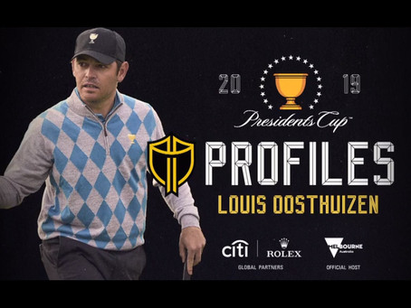 Presidents Cup Player Profiles: Louie Oosthuizen