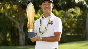 Kevin Na earns fifth victory at Sony Open in Hawaii