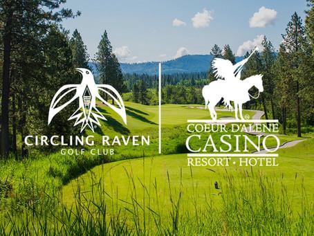Laura Stengar, CEO, Coeur d'Alene Casino Resort | Shon Crewe & Jim Moore Featured Guest
