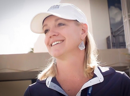 Charles Schwab Cup's Tiffany Nelson overcomes breast cancer to lead season finale