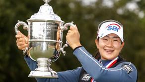 A Lim Kim wins U.S. Women's Open