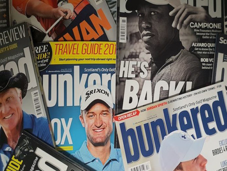 Michael McEwan, bunkered Golf Editor | Shon Crewe & Jim Moore Featured Guest